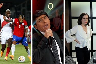 Fútbol, teleseries y Yo Soy: lo más visto por los chilenos en TV durante la pandemia