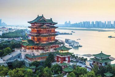 Wuhan y sus 3.500 años de historia