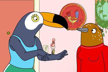 Las aventuras de Tuca & Bertie continuarán con una tercera temporada