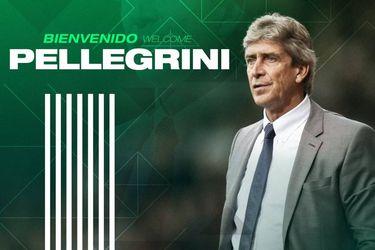 El Real Betis anuncia a Manuel Pellegrini como su nuevo técnico