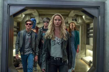 Jennifer Lawrence no recuerda los nombres de los X-Men