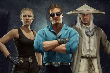 Mortal Kombat 11 sumará skins de la primera película de la saga