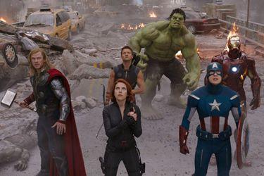 Chris Evans subastará un chat privado con los Vengadores originales por una buena causa