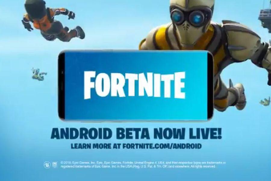 Fornite beta