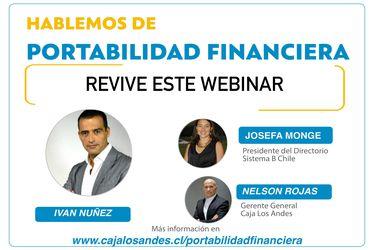 Revive el webinar dedicado a la Portabilidad Financiera