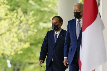 Biden recibe a primer ministro de Japón en la Casa Blanca con China monopolizando su agenda común