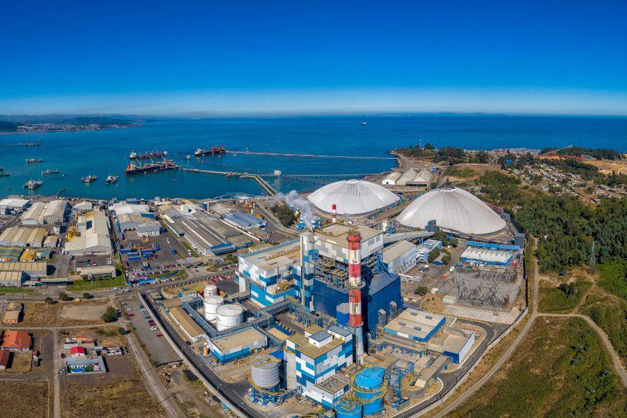 Enel retoma operaciones en central termoléctrica Bocamina 2 tras fin de huelga de trabajadores