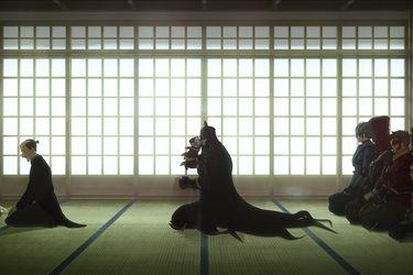 Bruce Wayne se vuelve japonés en el primer trailer de Batman Ninja