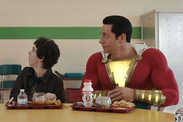 "David F. Sandberg ""agregó"" a Henry Cavill al final de Shazam"