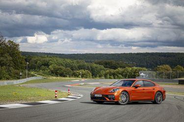 Un aún más deportivo Porsche Panamera llega a Chile