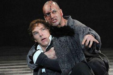 National Theatre publica online el Frankenstein protagonizado por Benedict Cumberbatch