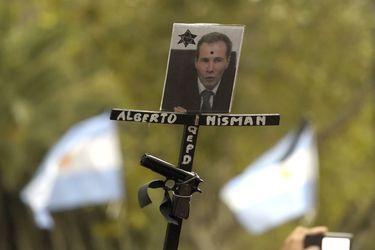 ARGENTINA-ISRAEL-IRAN-AMIA-NISMAN-DEMO