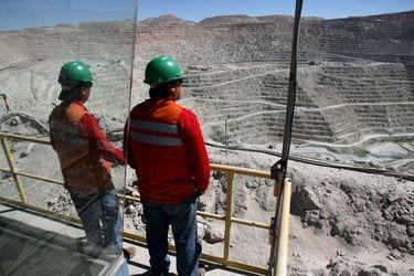 Pandemia arrastra la producción de cobre de Escondida y minera prevé que podrían registrarse nuevas caídas