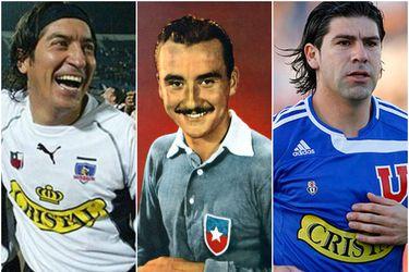 De la pesadilla de Zamorano al doblete de Salas: el último partido de históricos del fútbol chileno