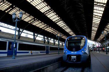 Flujo de pasajeros en Metro y Metrotren aumenta en segunda jornada de las megaelecciones
