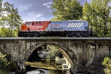 General Motors le pondrá baterías a los trenes a hidrógeno en Estados Unidos
