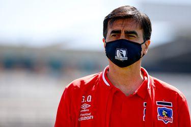 """Gustavo Quinteros: """"Jugamos mejor, lo único malo es el resultado"""""""