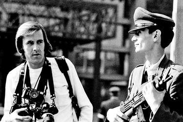 Chas Gerretsen en 1973