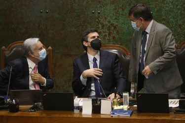 Tras ser rechazada en la mañana: solicitud de interpelación a ministro Delgado por crisis migratoria es aprobada en segunda votación por la Cámara