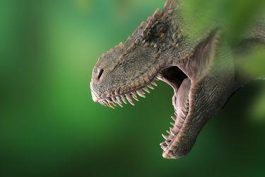 ¿Es posible recrear dinosaurios a partir de su ADN?