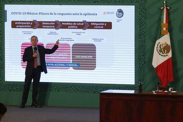 AMLO saca de pantalla a polémico epidemiólogo: concluyen conferencias diarias sobre el Covid-19 tras 15 meses