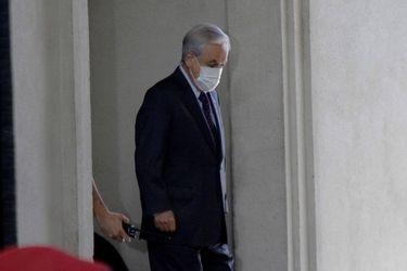 """""""La situación de Chile Vamos no da para más"""": La íntima arenga de Piñera a sus ministros"""