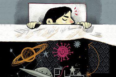 ¿Qué soñamos en pandemia?: La intensa vida onírica desatada por el Covid-19
