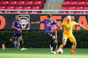 Un empate sin público y con cuatro chilenos: así fue el primer partido en la historia del Mazatlán