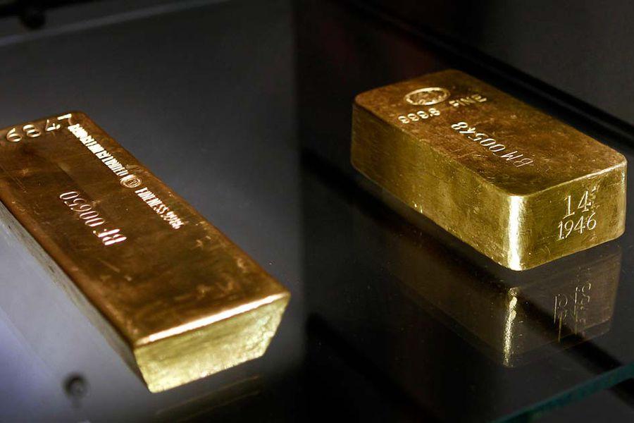 Oro se consolida como activo de refugio y alcanza nuevo máximo histórico ante incertidumbre por recuperación económica