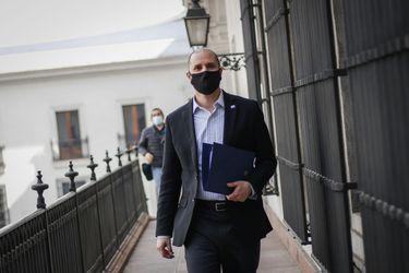 Jaime Bellolio, ministro Secretario General de Gobierno, es el responsable del observatorio cuestionado.