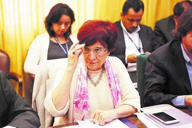 Bancada PC pide sesión especial por salida de Chile de Unasur