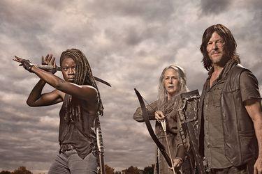 The-Walking-Dead-Temporada-9-Michonne-Carol-Daryl-Carlost-2019