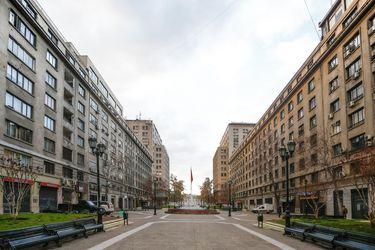 Estudio resalta importante brecha en la infraestructura urbana de Santiago