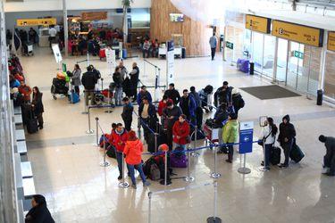 Vuelos a Iquique, Temuco y Antofagasta son los que muestran mayor recuperación