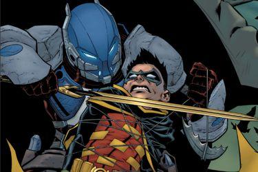 DC Comics reveló la identidad de Arkham Knight