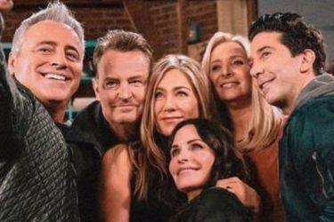 """Jennifer Aniston aseguró que filmar la reunión de Friends fue """"brutal"""" y mucho más deprimente de lo que esperaba"""