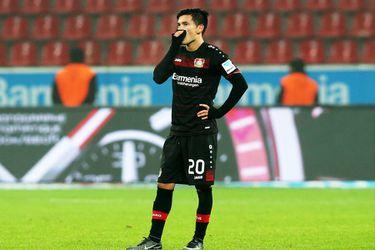 Charles Aránguiz se lesiona y abandona la intertemporada del Bayer Leverkusen