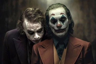 """Joaquin Phoenix y su sentido homenaje a Heath Ledger: """"Estoy aquí parado sobre los hombros de mi actor favorito"""""""