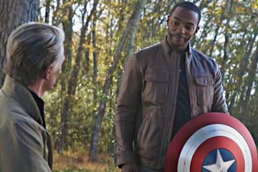 "Anthony Mackie señaló que ""no sabes quién será el Capitán América"" en The Falcon and the Winter Soldier"