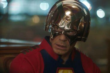 Peacemaker defiende su disfraz y su mascota en un nuevo clip de la serie spin-off de The Suicide Squad