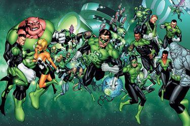 Hal Jordan y John Stewart serán los ejes de Green Lantern Corps