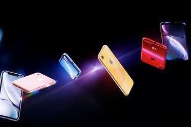 """Apple presenta el iPhone XR, la versión """"económica"""" de su teléfono estrella"""