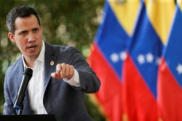 Guaidó propone negociación sobre elecciones con Maduro a cambio de levantar sanciones internacionales