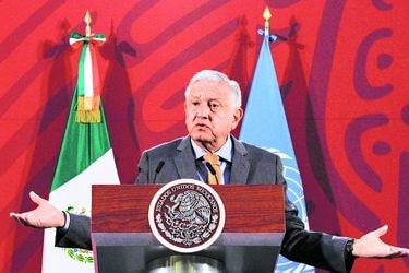 López Obrador plantea un referéndum para retirar fuero a expresidentes en juicios de corrupción