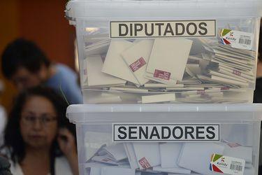 Conteo de Votos en Valparaiso presidenciales 2017