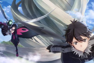 Accel World vs Sword Art Online: El juego que une dos franquicias de anime
