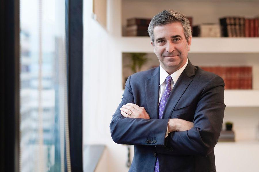 Nicolás Mena, interventor de Itelecom.