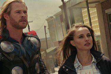 Una camiseta ofrecería el primer vistazo a Natalie Portman como Thor en Love and Thunder