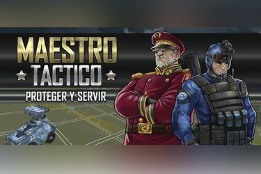Maestro Táctico: Así es el videojuego lanzado por el Servicio Militar de Chile