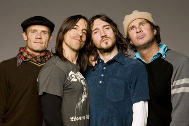Can't stop: Red Hot Chili Peppers regresa al estudio con John Frusciante